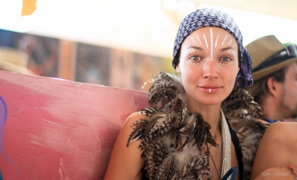 Do not bring feathers to Burning Man!