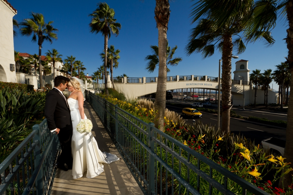 Huntington Beach California Wedding Hyatt 001