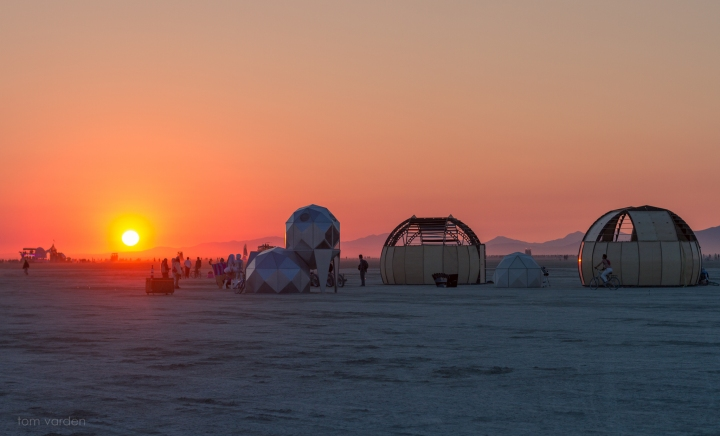 Black Rock Observatory at Burning Man 2014